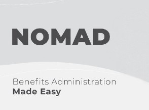 Nomad Benefit Administration Made Easy