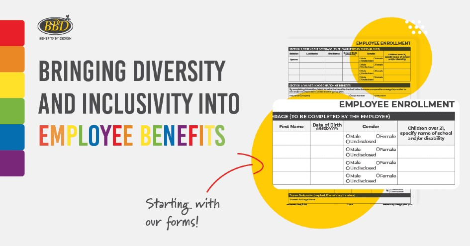 Diversity and inclusivity in employee benefits
