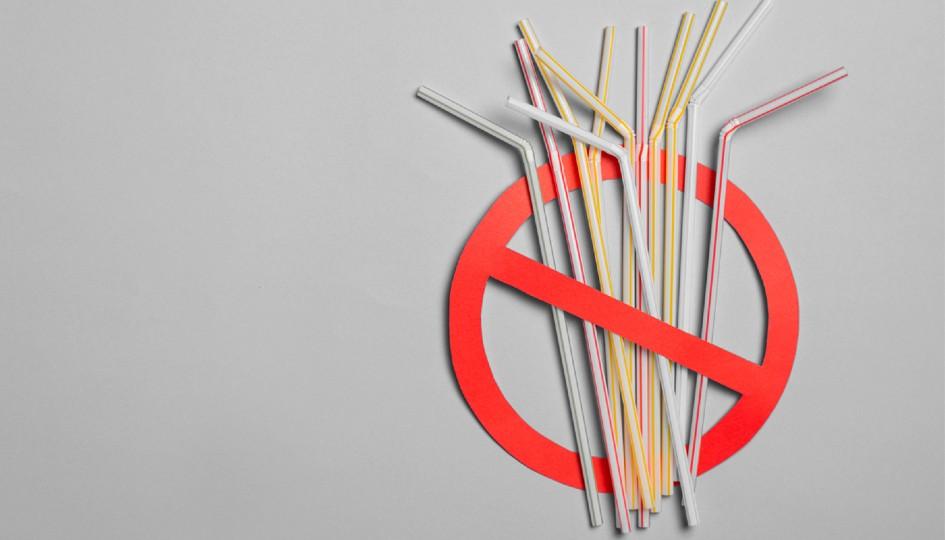 No straws