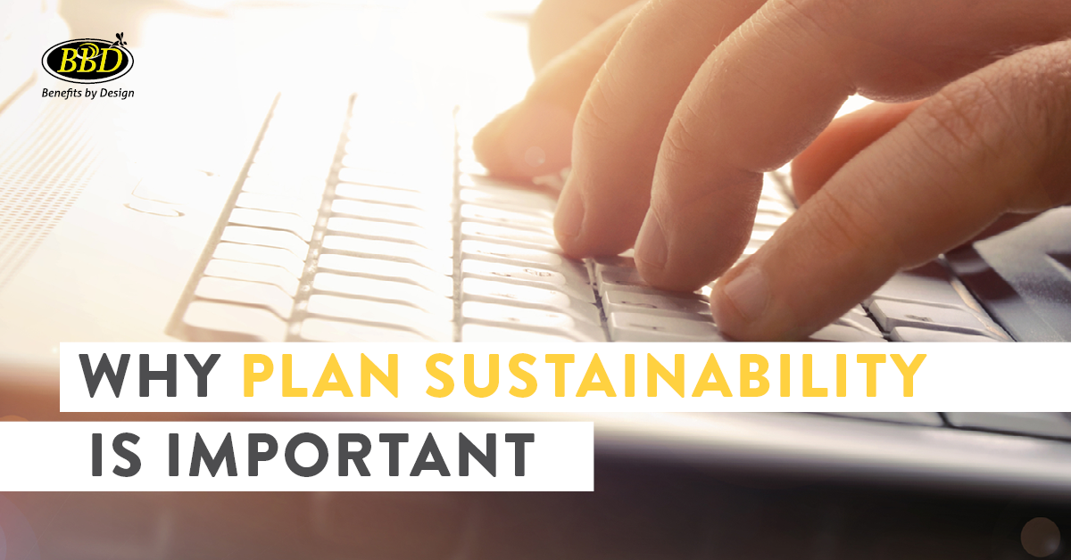 Plan Sustainability | Benefits by Design