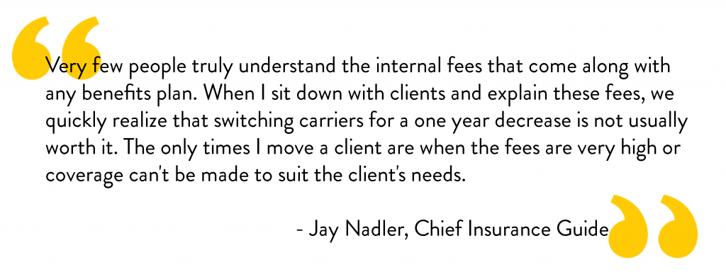 Jay Nadler quote
