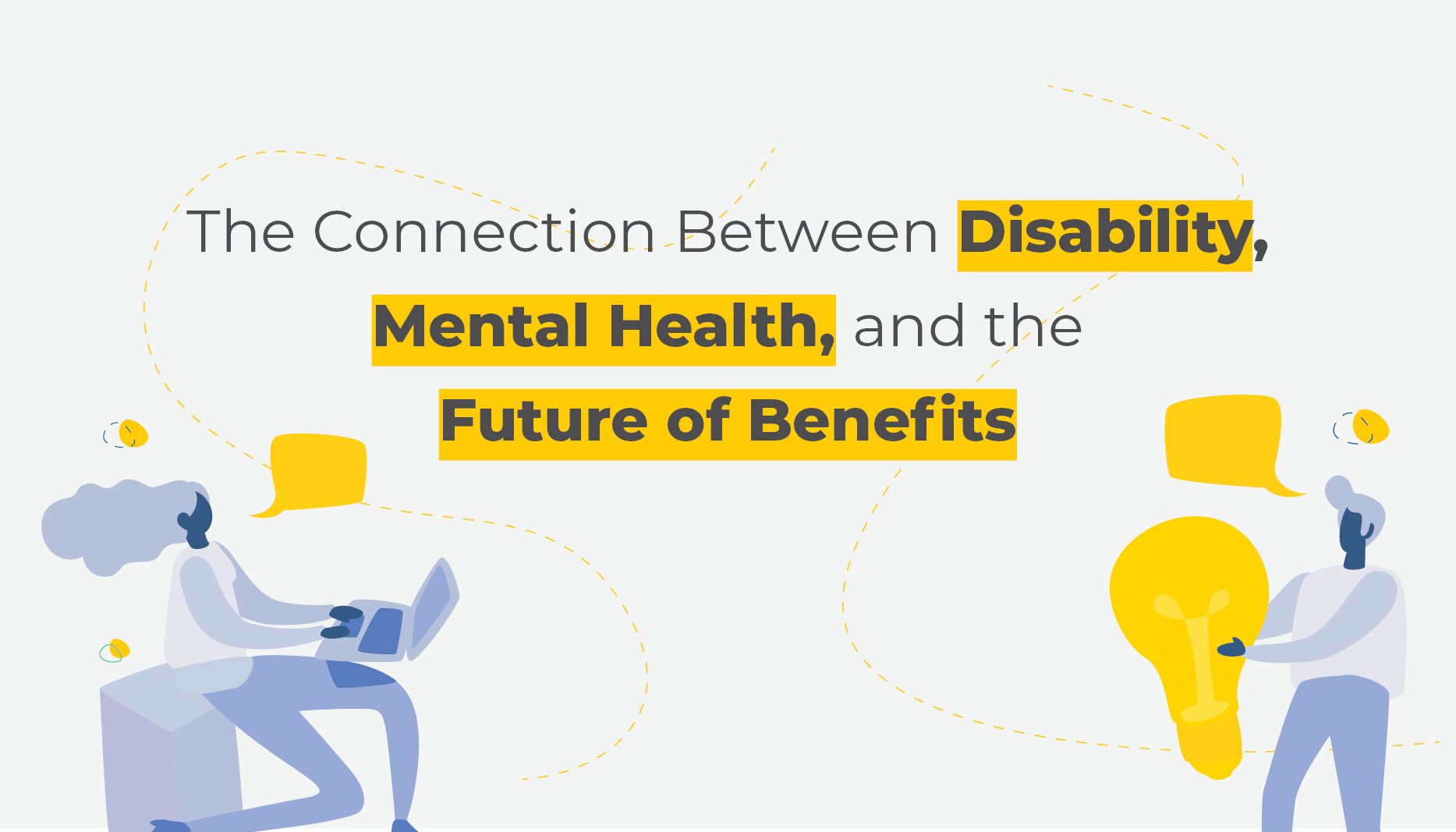 The Connection Between Mental Health and Disability | Benefits by Design